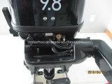 Motore di vendita caldo del crogiolo di parentesi 9.8HP del motore esterno del colpo di Tohatsus 2