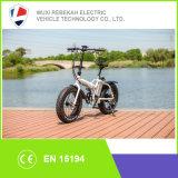 رخيصة كبيرة قوة سمين إطار العجلة 4.0 ثلج درّاجة كهربائيّة [فولدبل]