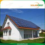 Alliage d'aluminium de fixation de toit solaire toit de tuile Structure solaire pour une utilisation domestique fabriqués en Chine