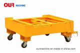 工場製造業のフォークリフトの安全持ち上がる作業プラットホームNk30A/B/C