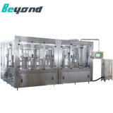 Estación de llenado de agua mineral de llenado del sistema de la máquina de embotellamiento de agua