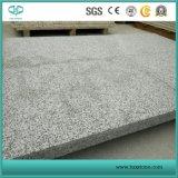 Padangの壁のクラッディングのための暗い灰色G654の花こう岩かフロアーリングまたは舗装するか、またはBlineの石