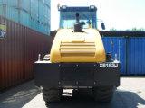 중국 16 톤 새로운 단 하나 드럼 도로 롤러 가격 Xs163, Xs163j
