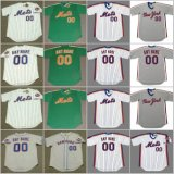 Gary Carter Gil Hodges Jerry Grote Cusomized Retour Baseball Jersey