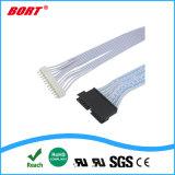 Câble en cuivre étamé isolés de PVC à plat sur le fil de câble électrique câble LED UL2468