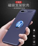 Anel de dedo iPhone Caso para Todos iPhone Samsung caso para S8 S8 Plus Nota
