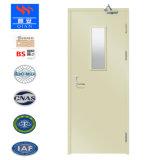 UL Жаропрочного стальные двери пожарная дверь с BS сертификат