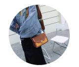 Sacchetto di spalla d'avanguardia dell'unità di elaborazione del sacchetto di Tote delle borse lucide delle donne