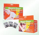 Singel стеклянной упаковки салфетки (WW-001)