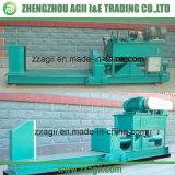 Machine de division de logarithme naturel en bois horizontal de la machine 30t 35t 40t de sylviculture