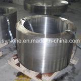 Части стали CNC точности подвергая механической обработке с полируя поверхностью