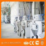 Volle automatische komplettes Set-Reismühle-Maschine für Verkauf