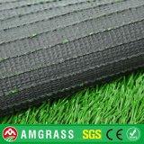 Grama artificial de corte de futebol com melhor custo-desempenho de 60mm