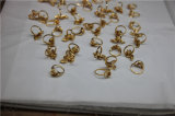 Лакировочная машина вакуума черноты золота Rose золота Jewellery