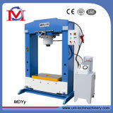 Tipo de marco potencia móvil del cilindro 80 toneladas de máquina de la prensa hidráulica (MDYy80/30)