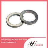 Super Powerful Customized Need N35 Ring Ferrite Permanent NdFeB / Neodymium Magnet