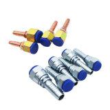 CNCの機械工場のJic Bspの油圧ホースフィッティングの鋼管の付属品