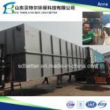 fábrica de tratamento residencial da água de esgoto 400cbm/Day (máquina do tratamento da água de STP)