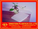 Decoração exterior da placa de espuma de PVC 1-5mm