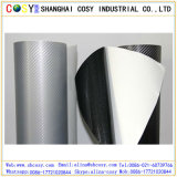 Película de gran viscosidad de la fibra del carbón de la protección impermeable con movible