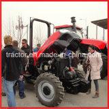 80HP、4WDの農場のVinegardのトラクター、Yto果樹園のトラクター(YTO-LX804F)