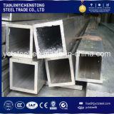 Pipe d'acier rectangulaire carrée A36 Ss400 St37