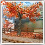 Garten-Dekoration-künstlicher rotes Ahornholz-Baum-trockener Baum für Dekoration