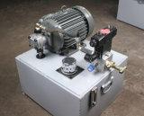 Maquinaria de frío para la prensa hidráulica de la puerta de madera
