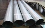 Grande tubo saldato del Od titanio con un'aggraffatura longitudinale della saldatura