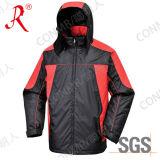 Jaqueta de esqui impermeável de alta qualidade (QF-634)
