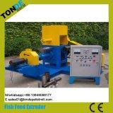 Máquina flotante seca del estirador de la pelotilla de la alimentación de los pescados del solo tornillo