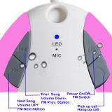 Hook Impermeabile design Bluetooth Doccia Speaker & Auto FM Doccia Radio