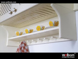 Venda a quente Welbom sólidos de madeira clássico mobiliário de cozinha