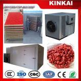 Forno di essiccazione dell'aria calda per l'essiccamento freddo rosso della carota dell'asciugatrice dell'alimento sulla vendita