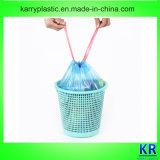 HDPE Abfall-Beutel mit Drawtape, Plastikabfall-Sack