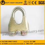 Clip de câble métallique de DIN1142 Casted