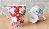 Изготавливание Breakfast Cup Ceramic Cup для Milk, Coffee Porcelain Cup