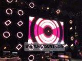 Vidéo, écran de Light&Movement DEL pour l'émission en direct étonnante