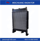 R6105azld-20: 디젤 엔진을%s 물 알루미늄 방열기