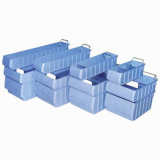 Compartimentos de prateleira de plástico (PK4214)
