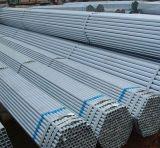 """1-1/2 """" tubo d'acciaio galvanizzato d'acciaio del tubo senza giunte del tubo"""
