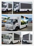 Isuzu 4*2の移動式広告のトラック手段5トンのLED表示
