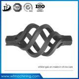 合金鋼鉄鍛造材の外部スプラインシャフト