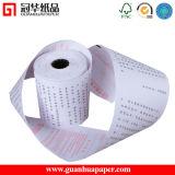SGS напечатал термально бумагу Rolls