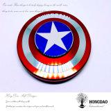 Hongdaoの新しいカムフラージュカラー落着きのなさの紡績工アメリカの盾の落着きのなさSpinner_D