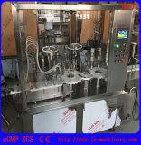 E-Flüssigkeit, die &Capping Maschine einsteckend mit cGMP Standards füllt