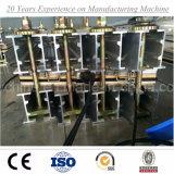Neue rostfreie PVC/PU Förderband-Heizungs-verbindene wassergekühlte Maschine