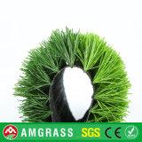 Tapete sintético do fio do futebol com a haste de Allmaygrass
