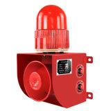 専門の製造業者の産業聞こえるおよび視覚資料調節可能な警告アラームサイレンの声5の声は選択できる(STSG-30)