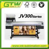 Het broodje-aan-Broodje van de Hoge snelheid van Mimaki Jv300-160 de Printer van Inkjet voor Digitale Druk